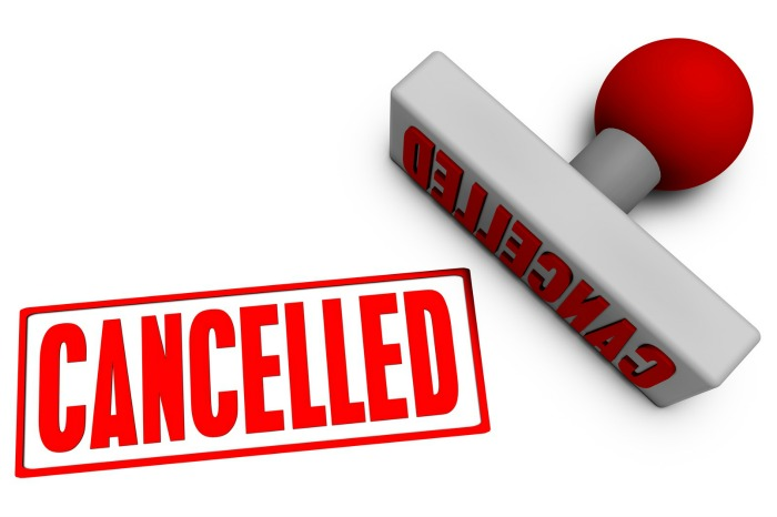 Why is my home insurance being cancelled?
